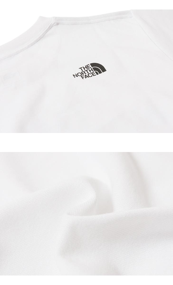 THE NORTH FACE ザ ノースフェイス ショートスリーブシンプルロゴティー 半袖Tシャツ NT31956