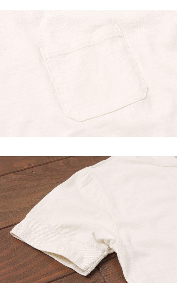 トゥームーン Two Moon クルーネックポケットTシャツ 20186