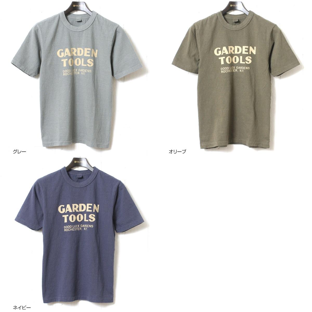 UES ウエス プリントTシャツ [GARDEN TOOLS] 651732