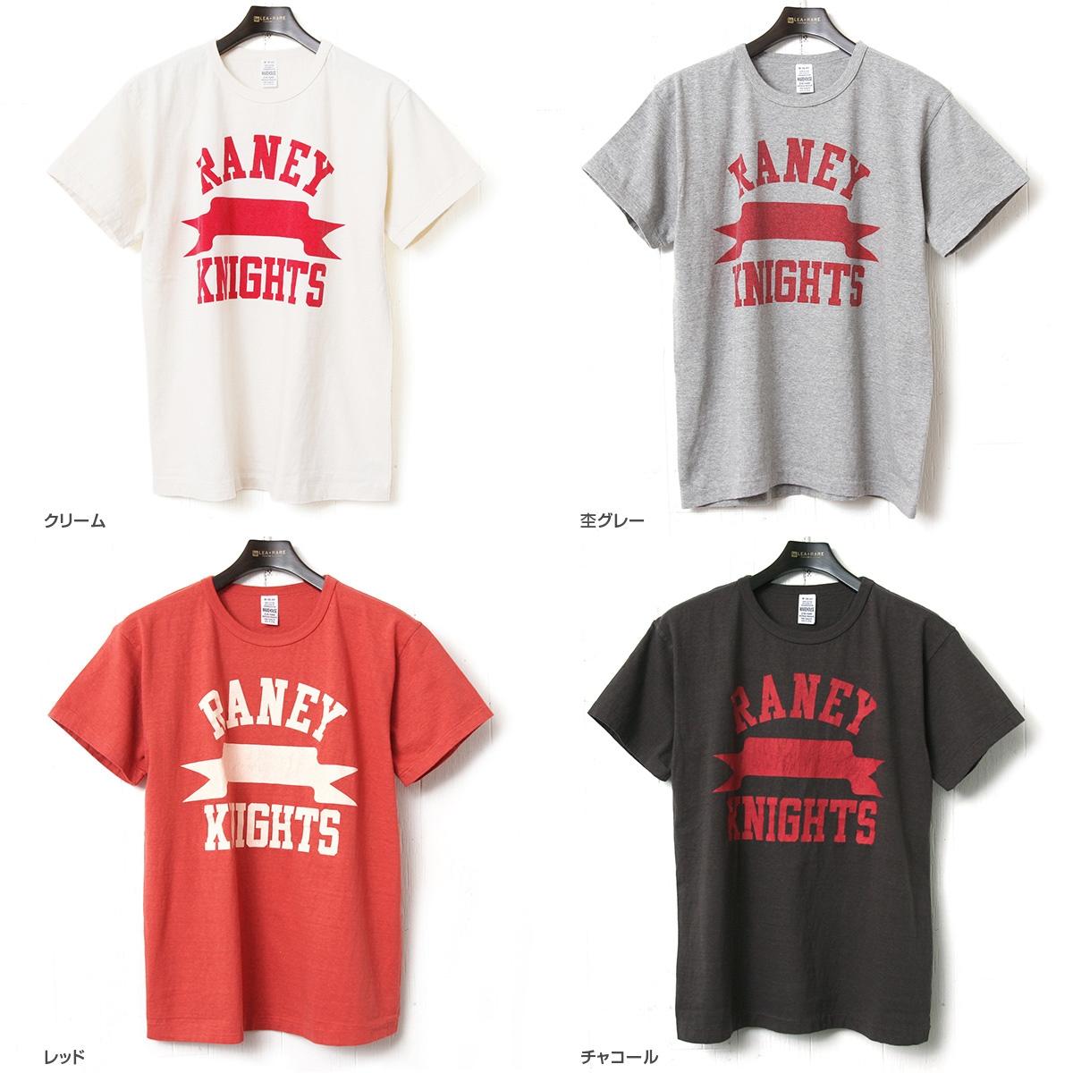 ウエアハウス WAREHOUSE 2nd hand Series プリントTシャツ 4064 [RANEY]