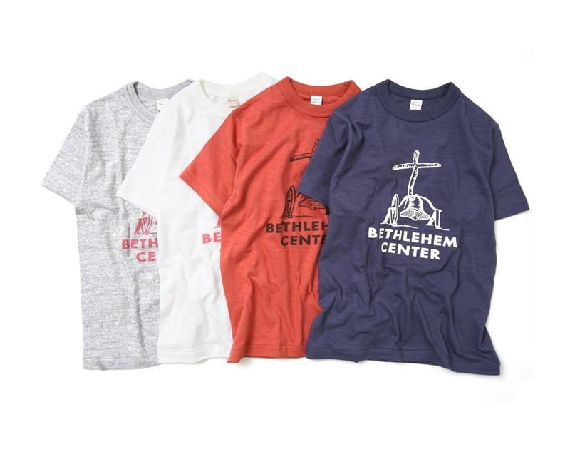 ウエアハウス WAREHOUSE 半袖Tシャツ 4601 [BETHLEHEM]