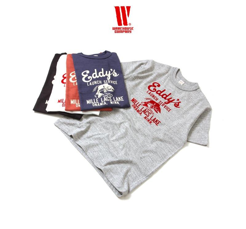 ウエアハウス WAREHOUSE Tシャツ 4601 [PAY'N PAK]