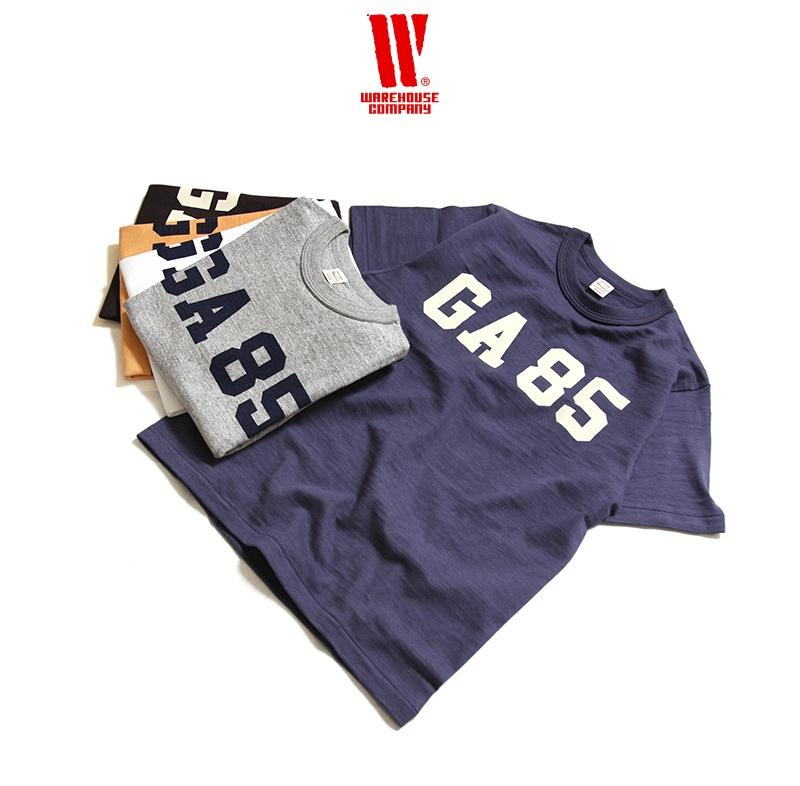 ウエアハウス WAREHOUSE 半袖Tシャツ 4601 [GA 85]