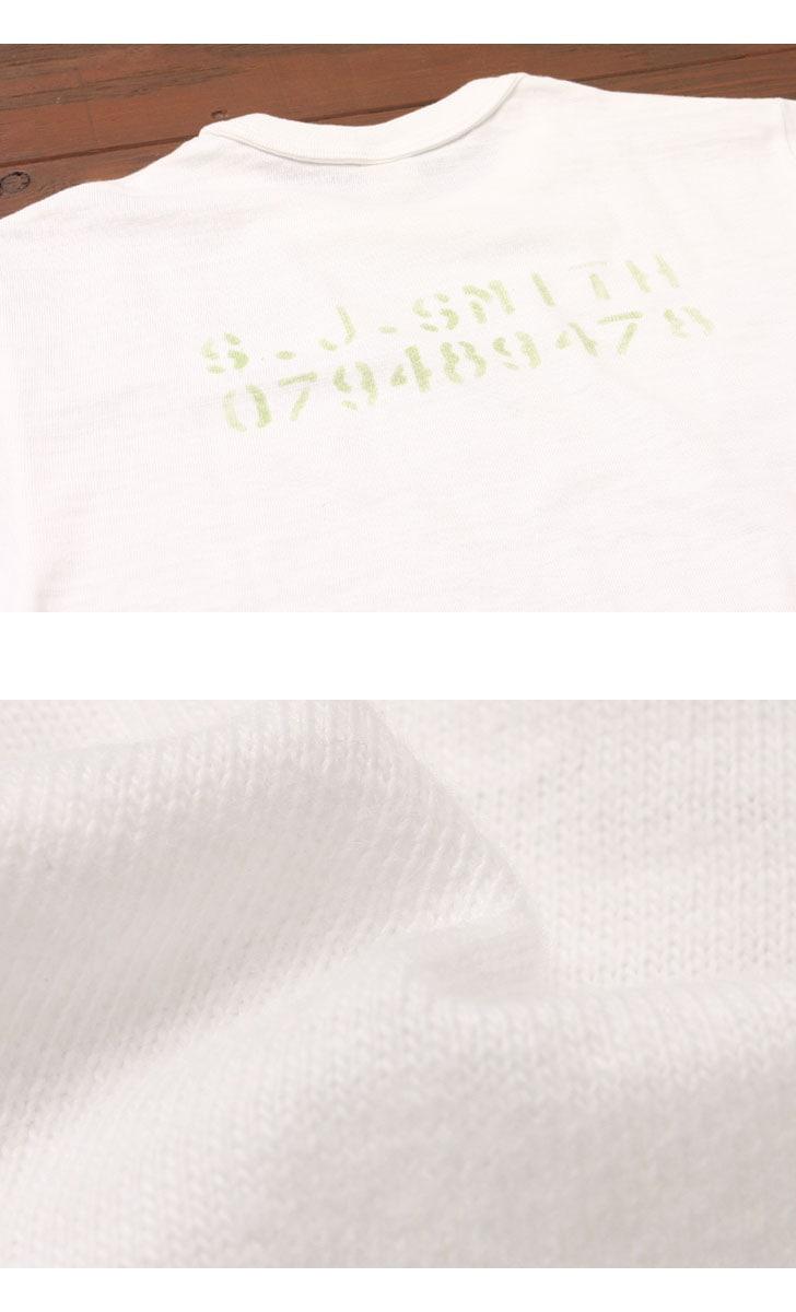 ウエアハウス WAREHOUSE 半袖Tシャツ 4601 [S.J.SMITH]