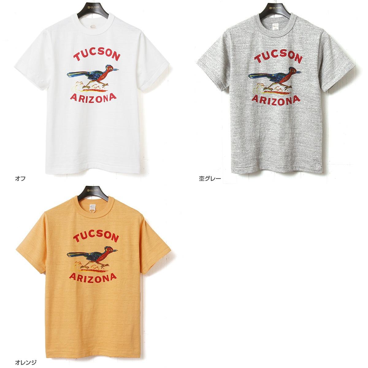 ウエアハウス WAREHOUSE 半袖Tシャツ 4601 [TUCSON]