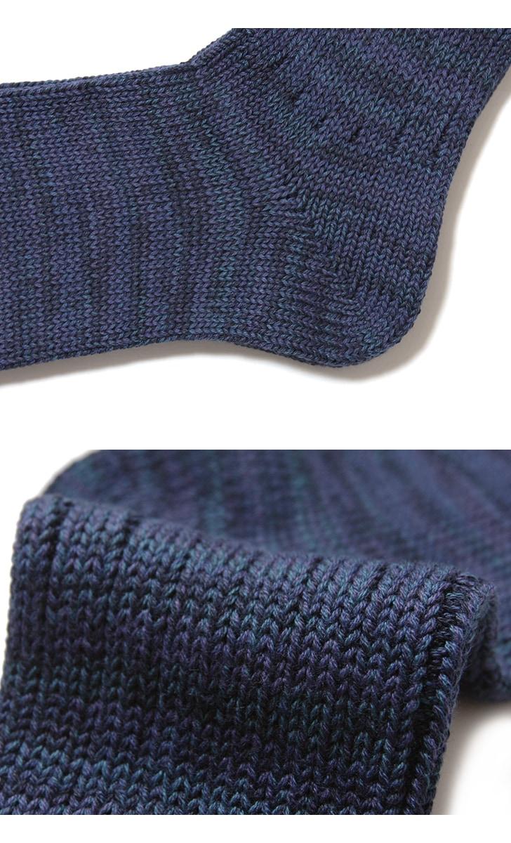 ANONYMOUSEISM アノニマスイズム 5カラーMIXクォーターソックス 靴下 15620100