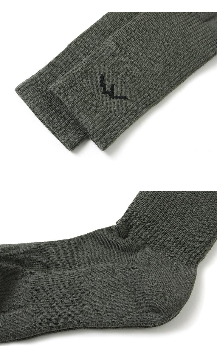 DARN TOUGH ダーンタフ ソックス 靴下 タクティカルミッドカフクッション Mid-Calf Cushion 14021 メリノウール