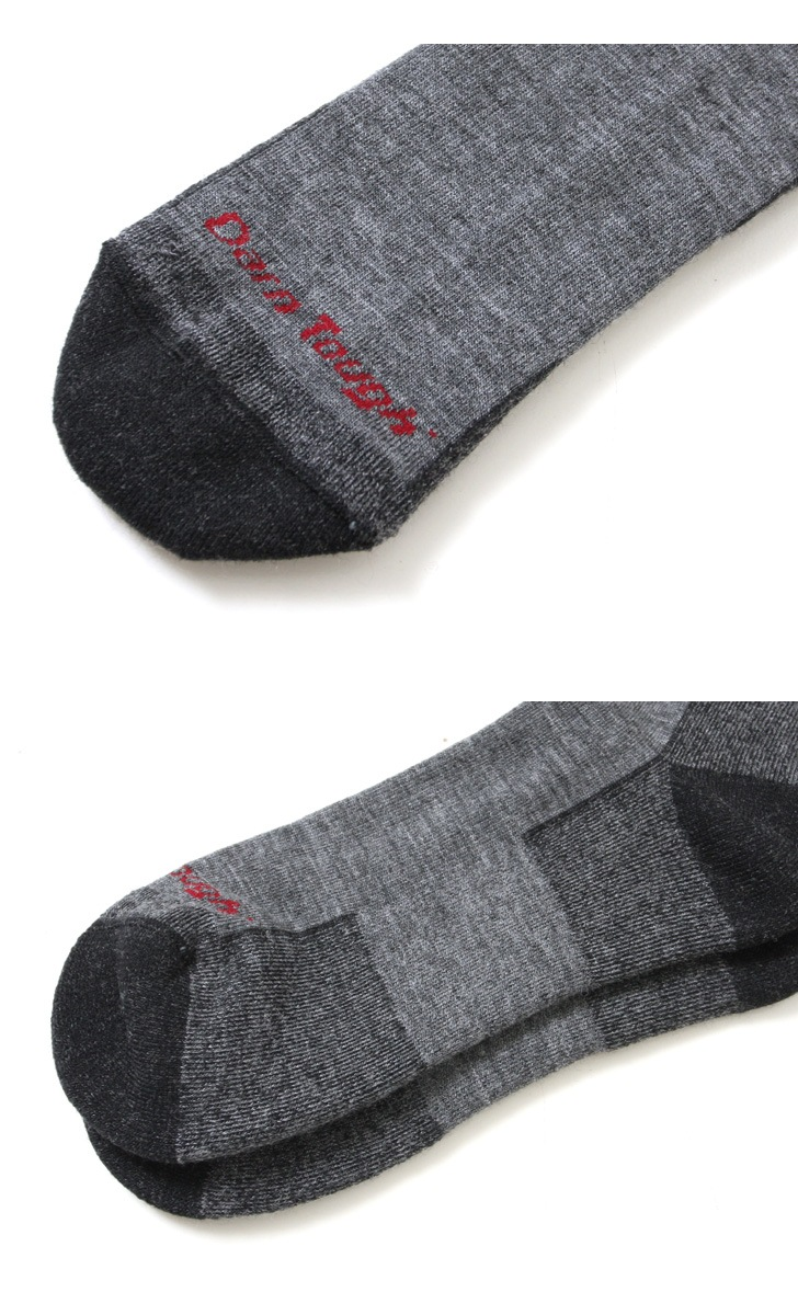 DARN TOUGH ダーンタフ ハイカーブーツクッション メンズ 1403 ソックス 靴下 メリノウール
