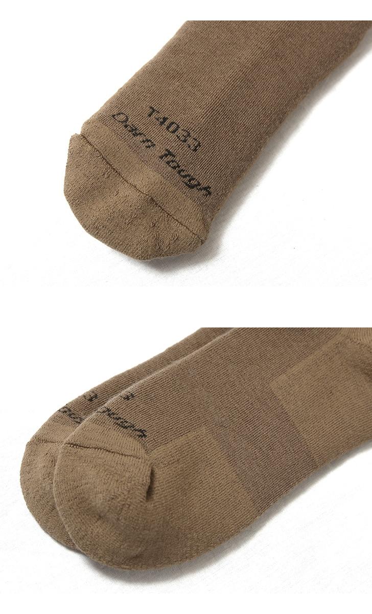DARN TOUGH ダーンタフ ソックス 靴下 タクティカル ブーツ エクストラクッション Boot Extra Cushion T4033 メリノウール