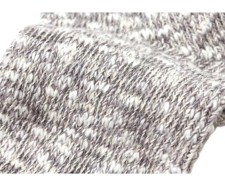 ル・モンド 106503 スラブネップ 3本ラインソックス メンズ レディース 靴下