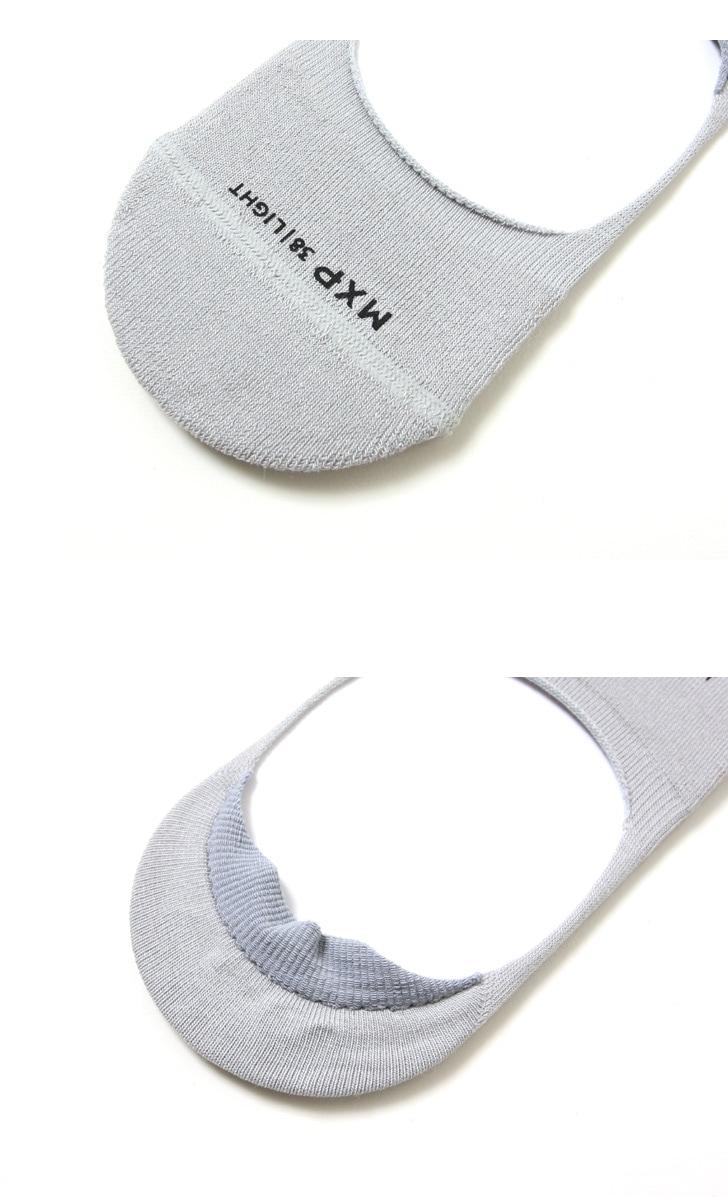 MXP フットカバーソックス FOOT COVER SOCKS MS51601 【レディース&メンズ】