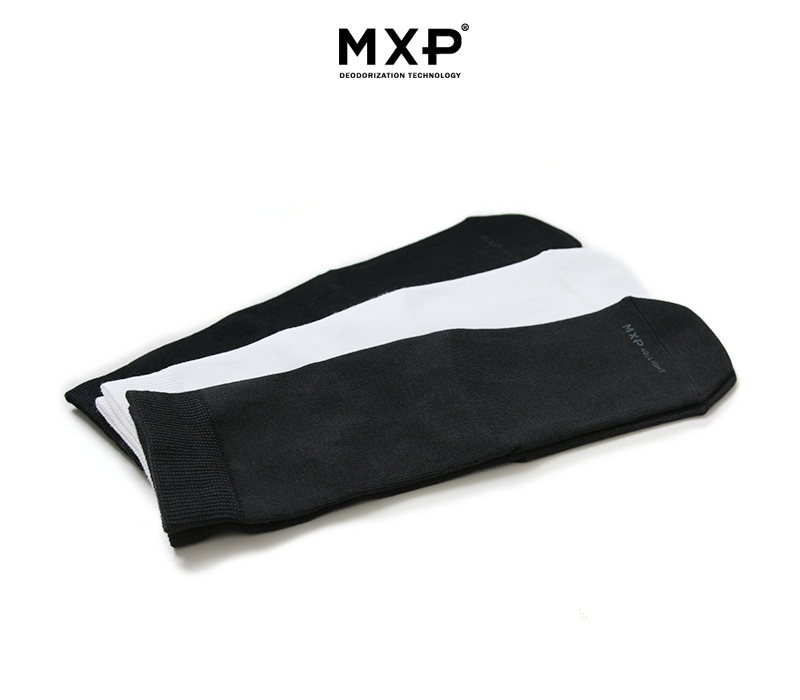MXP レギュラークルーソックス MS51603 【レディース&メンズ】
