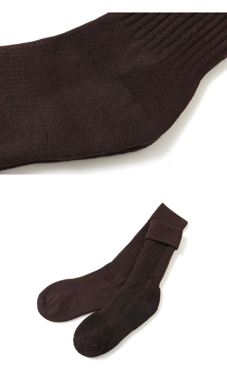 REDWING レッドウイング 靴下 ディープ・トゥキャップト・コットン・ブーツ・ソックス 97171 97172