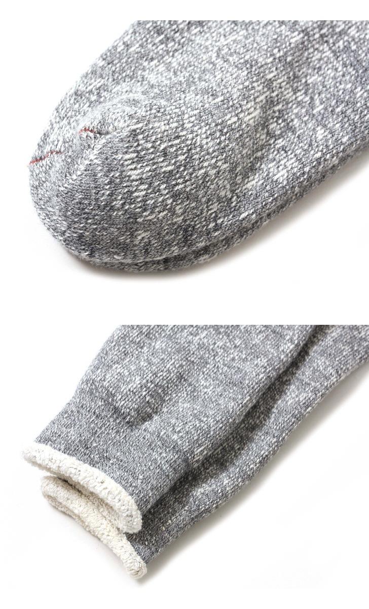 RoToTo ロトト ソックス 靴下 ダブルフェイス ソックス R1001