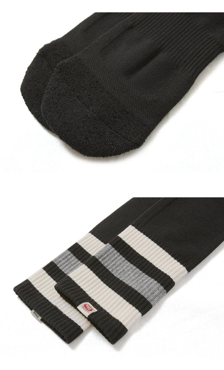 UES ウエス 靴下 ブーツソックス BSX-1