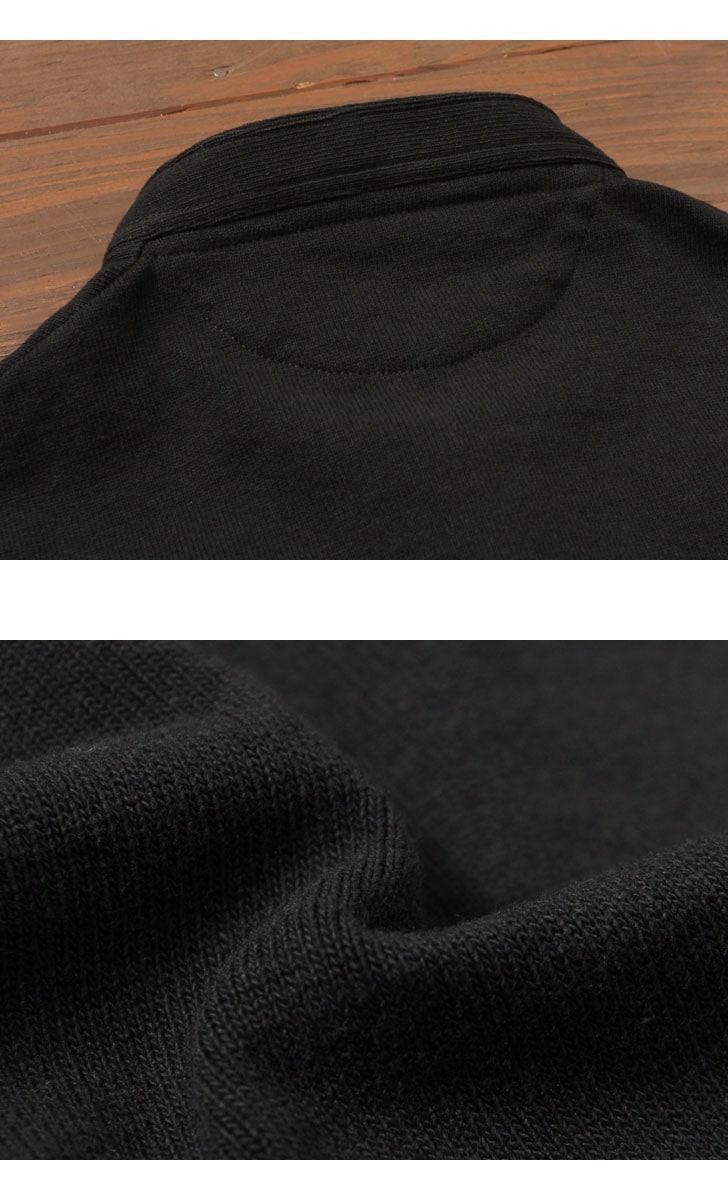 BARBARIAN バーバリアン ヘンリーネック ロングスリーブシャツ PFE-13 PFE-14