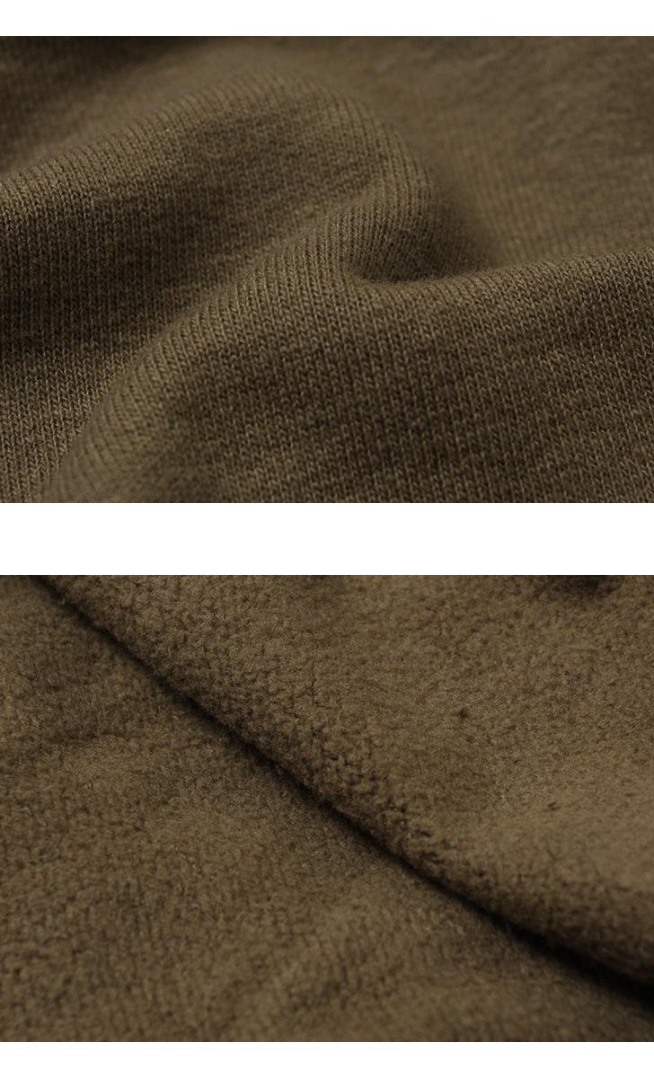 DUBBLEWORKS ダブルワークス 前Vプリントスウェット 82001 [ELYRIA OHIO]