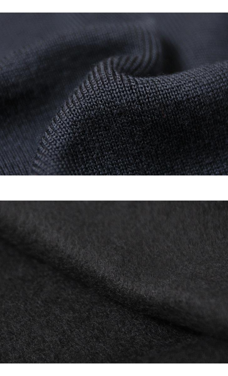 セントジェームス ダブルフェイスセーター SAINTJAMES DOUBLEFACE SWEATER OOJC182/2 レディース メンズ
