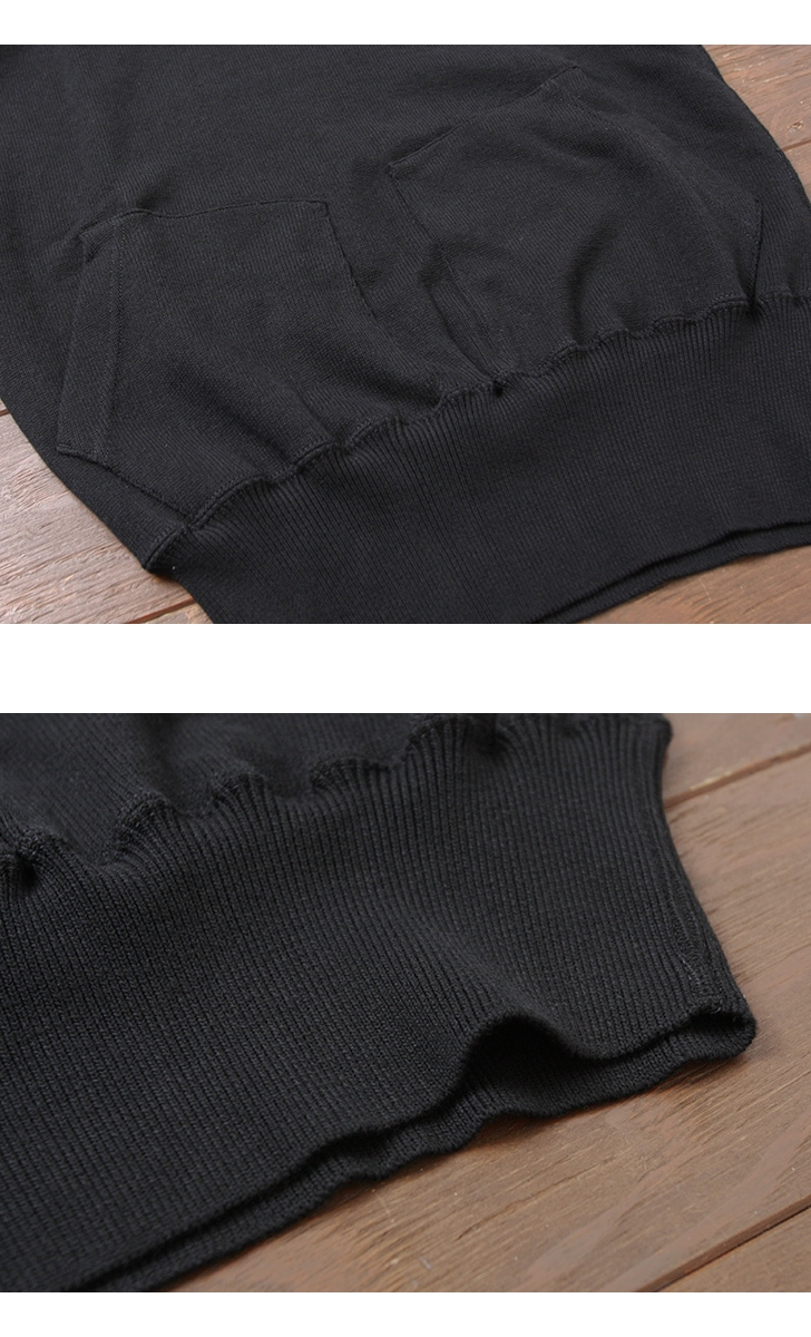 WORKERS FC Knit, Heavy Weight, Parka ワーカーズ FCニット ヘビーウェイト パーカ