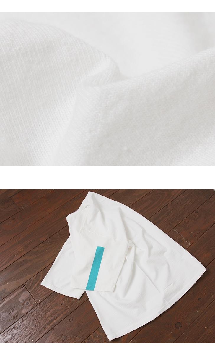 KAPTAIN SUNSHINE キャプテンサンシャイン West Coast Sleeve Tee ラインプリントハーフスリーブTシャツ KSCL8SCS01
