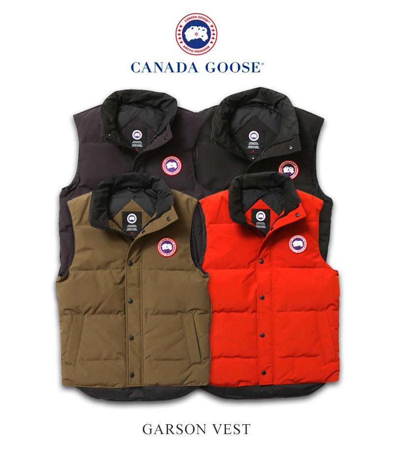 カナダグース ギャルソンベスト CANADA GOOSE GARSON VEST