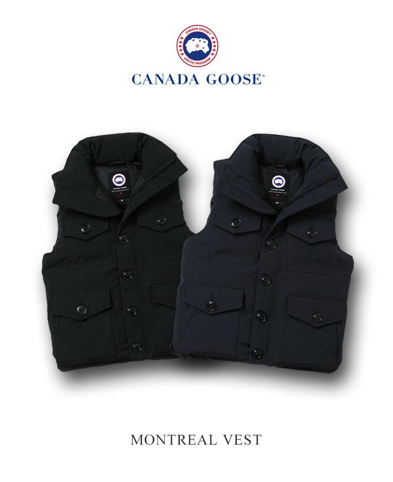 カナダグース モントリオールベスト CANADA GOOSE MONTREAL VEST メンズ 日本正規品