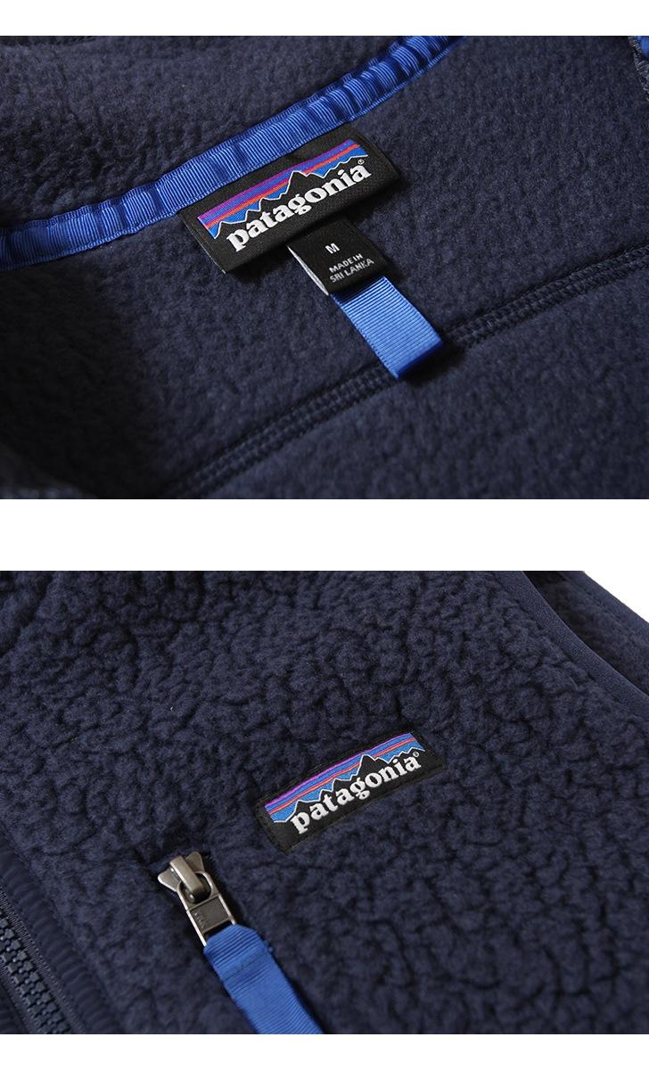 パタゴニア Patagonia レトロパイルベスト メンズ M's Retro Pile Vest フリースベスト 22821 国内正規品