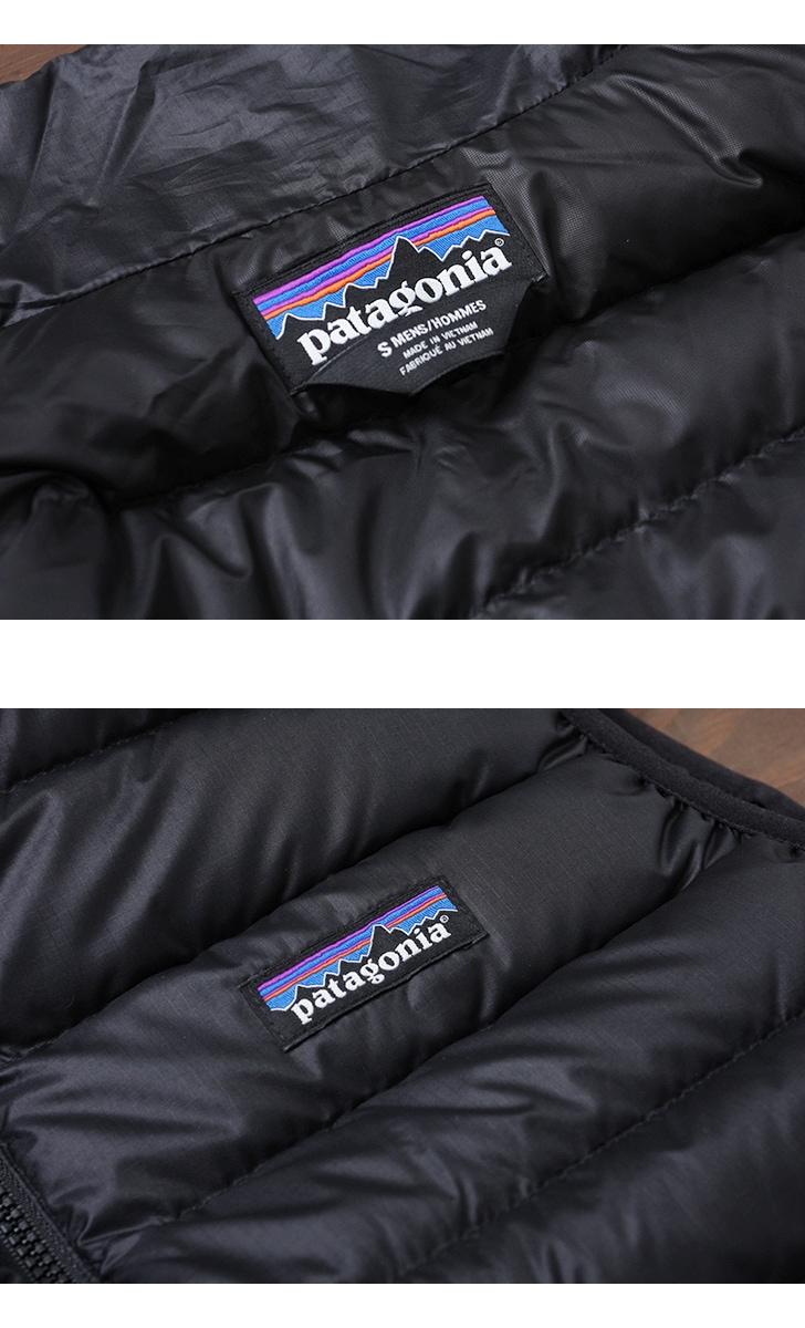 パタゴニア Patagonia レトロパイルベスト メンズ MEN'S DOWN SWEATER VEST メンズダウンセーターベスト ダウンベスト 84622