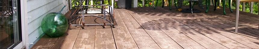 失敗しないウッドデッキ、ガーデンデッキの選び方