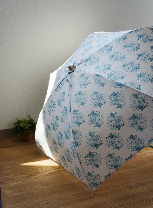 ティルダの日傘