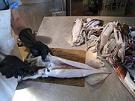 朝セリの新鮮素材にこだわった手作りの品々です。