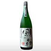 風の森 秋津穂 純米 しぼり華 1.8L