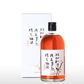 紀州秋津野限定芳熟樽出梅酒