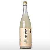 廣戸川 純米にごり 生酒 1.8L