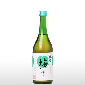 雑賀 梅酒 720ml