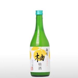 雑賀 柚酒 720ml