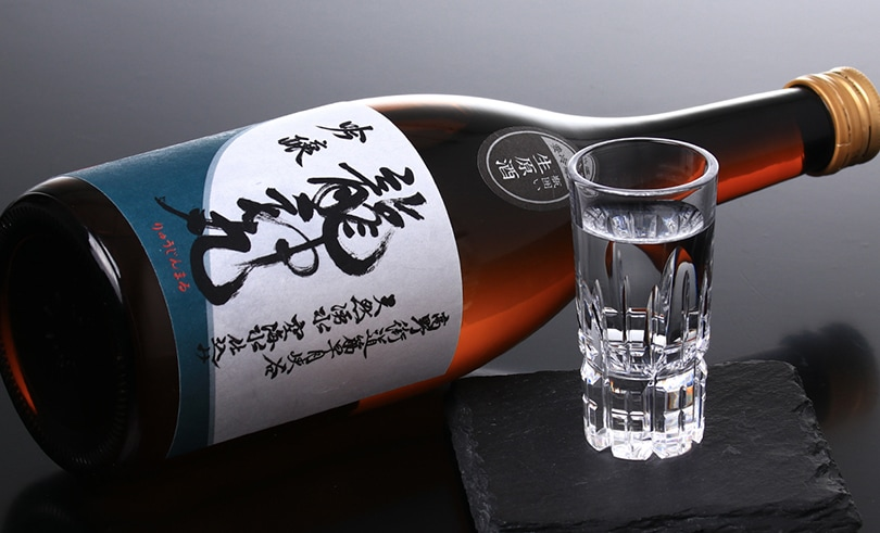 龍神丸 吟醸 生原酒 720ml