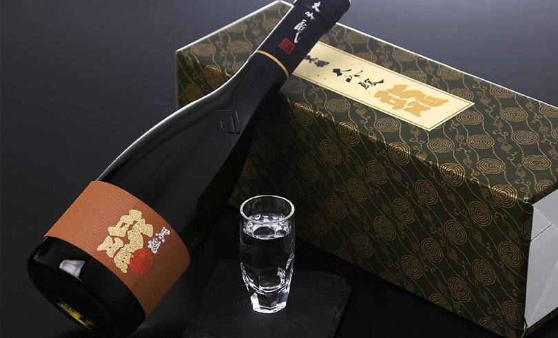 黒龍 大吟醸 龍(箱入) 720ml