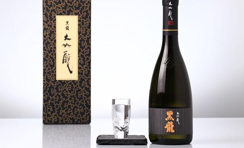 黒龍 大吟醸(箱入) 720ml