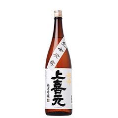 上喜元 超辛純米吟醸 完全発酵