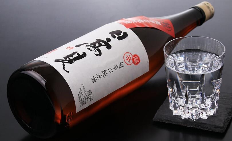 日高見 超辛口 純米 1.8L
