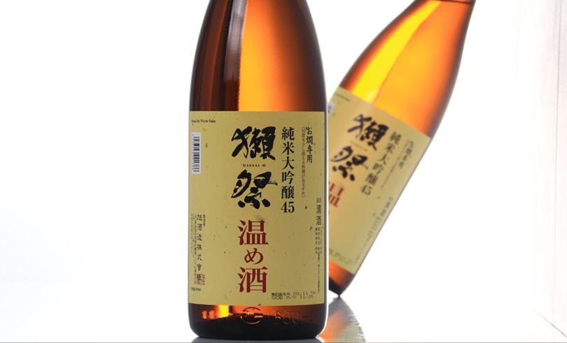 獺祭 純米大吟醸 45温め酒
