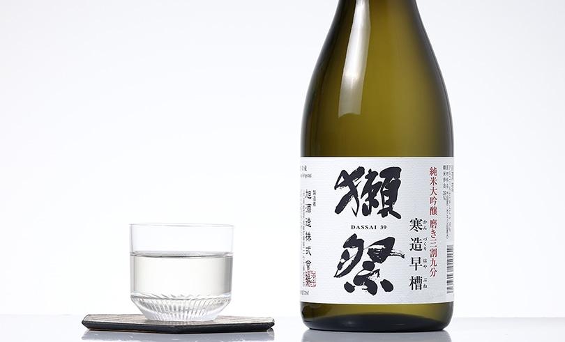 獺祭 純米大吟醸 48 寒造早槽 720ml (箱なし)