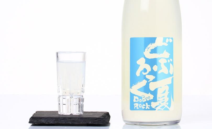 夏どぶろっく 純米活性にごり