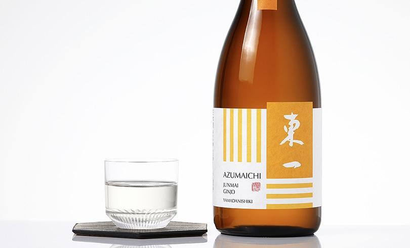 東一 山田錦 純米吟醸 720ml