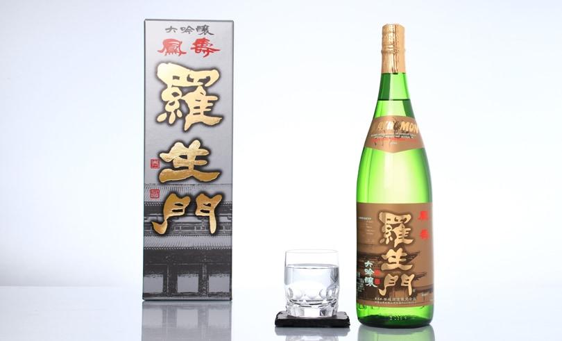 羅生門 大吟醸 鳳寿(箱入) 1.8L