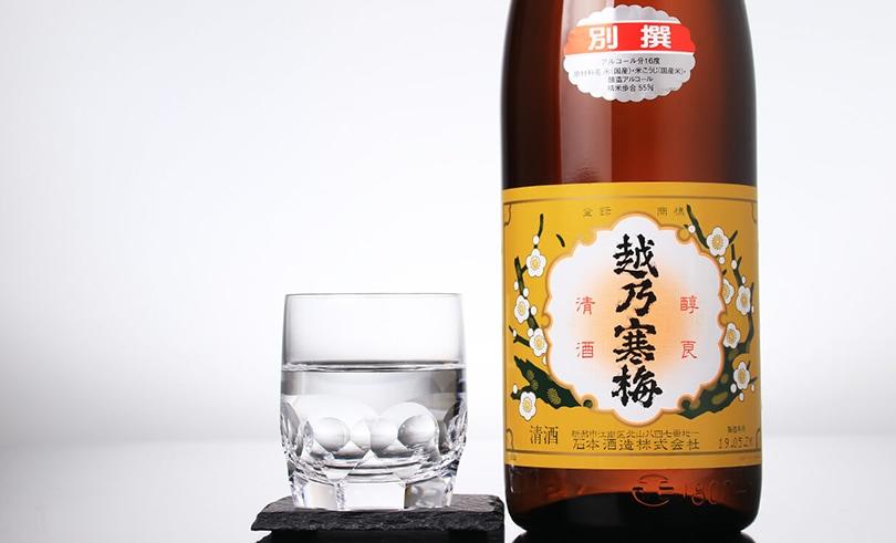 越乃寒梅 特別本醸造 別撰 1.8L