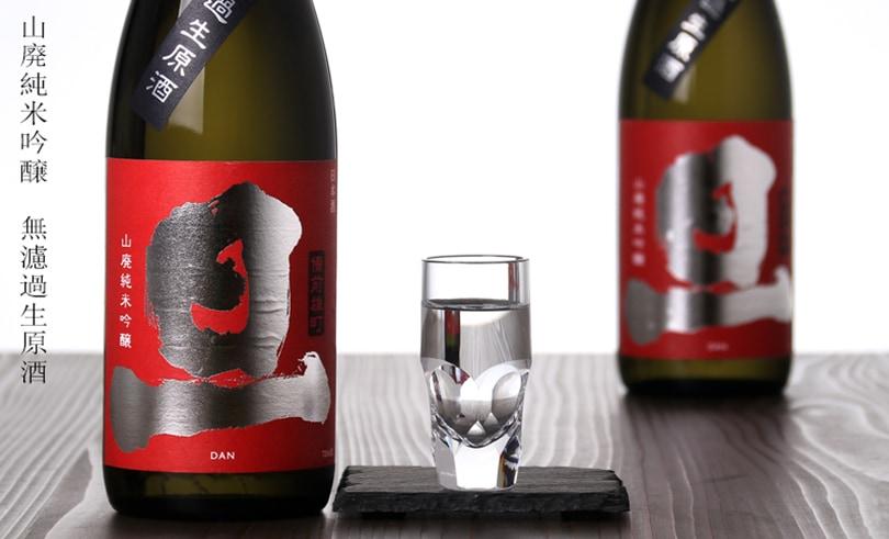 旦 山廃 純米吟醸 無濾過生原酒 720ml