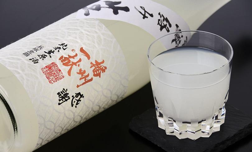 播州一献 純米 無濾過おりがらみ生
