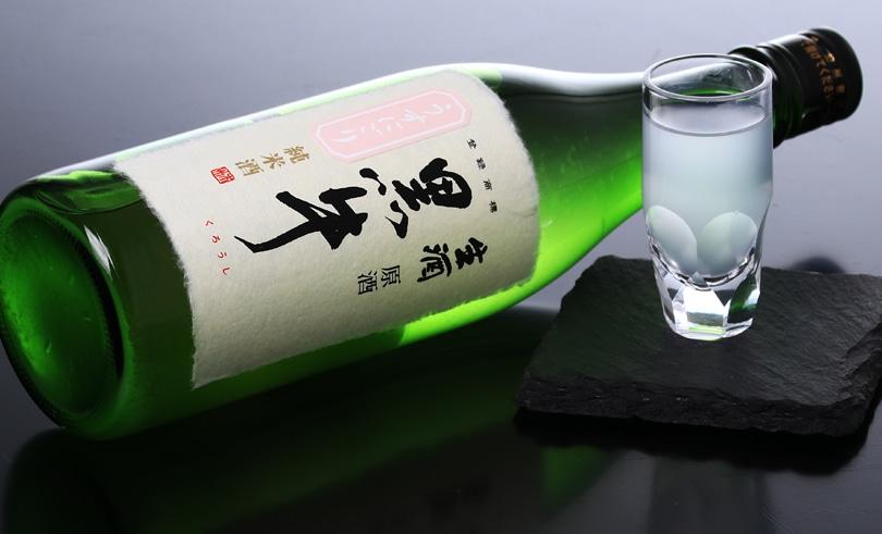 黒牛 純米生原酒 うすにごり 720ml